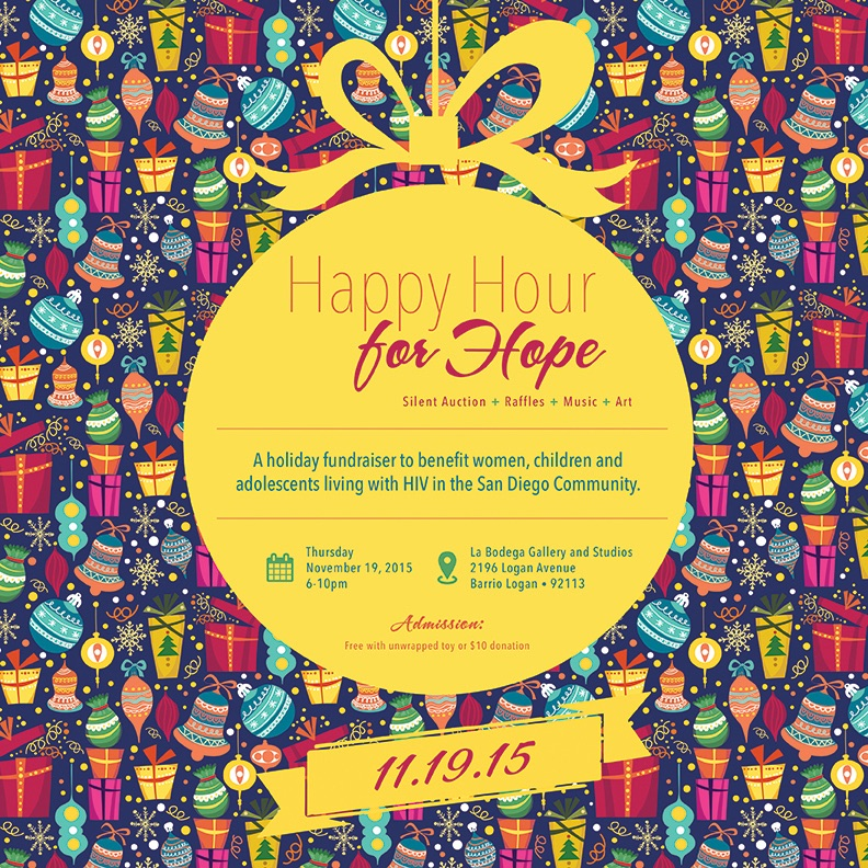 Happy Hour for Hope