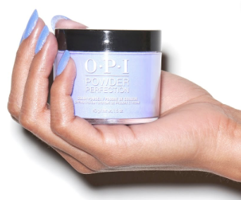 OPI's Powder Perfection Dip Powder.