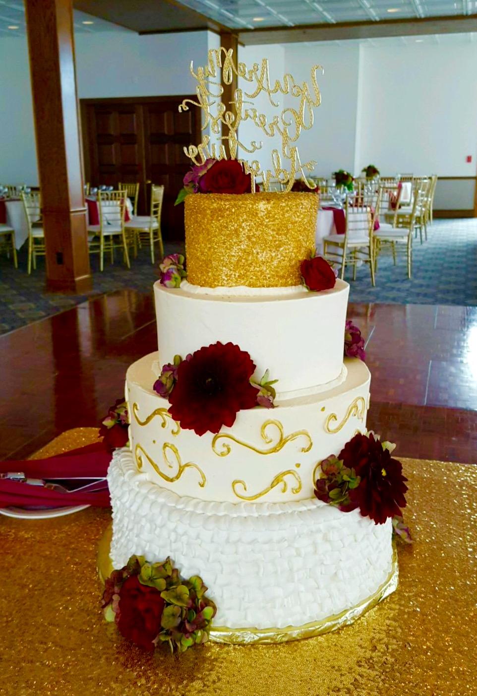 Wedding4tierBurgandyandGold.jpg