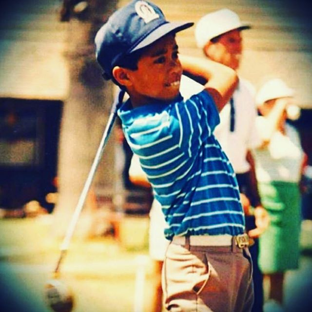 A boy with a dream. A dream to break records. A dream to make history and to never quit. A dream to Change his Number and Add in Life. Congratulations @tigerwoods. Truly #epic and more to come... 🎉👀 This is how life looks when you #ChangeYourNumber and #AddinLife ➕  AddinLife.com