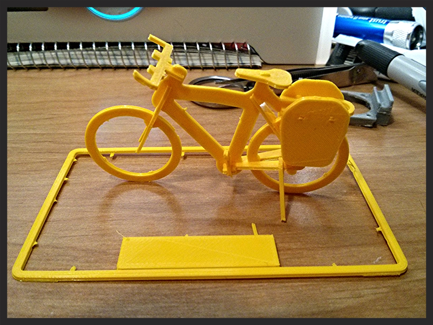 Bycicle Assembled