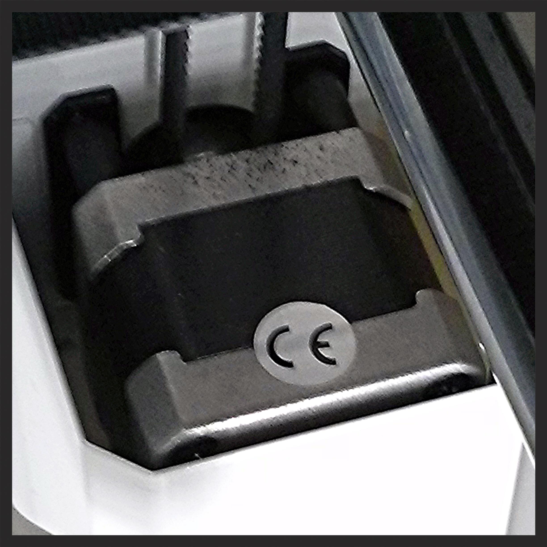 Black Stuff on a Motor