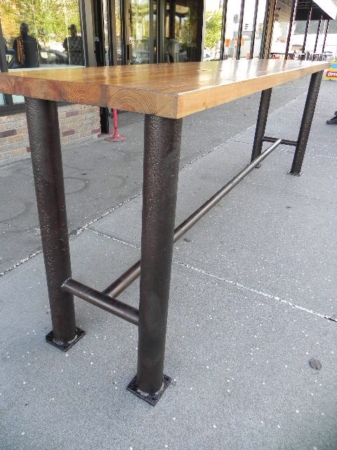 Standing Table for Starbucks