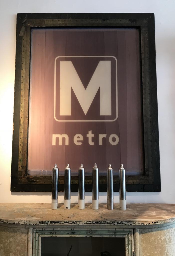 Condoms and Metro Printing Screen
