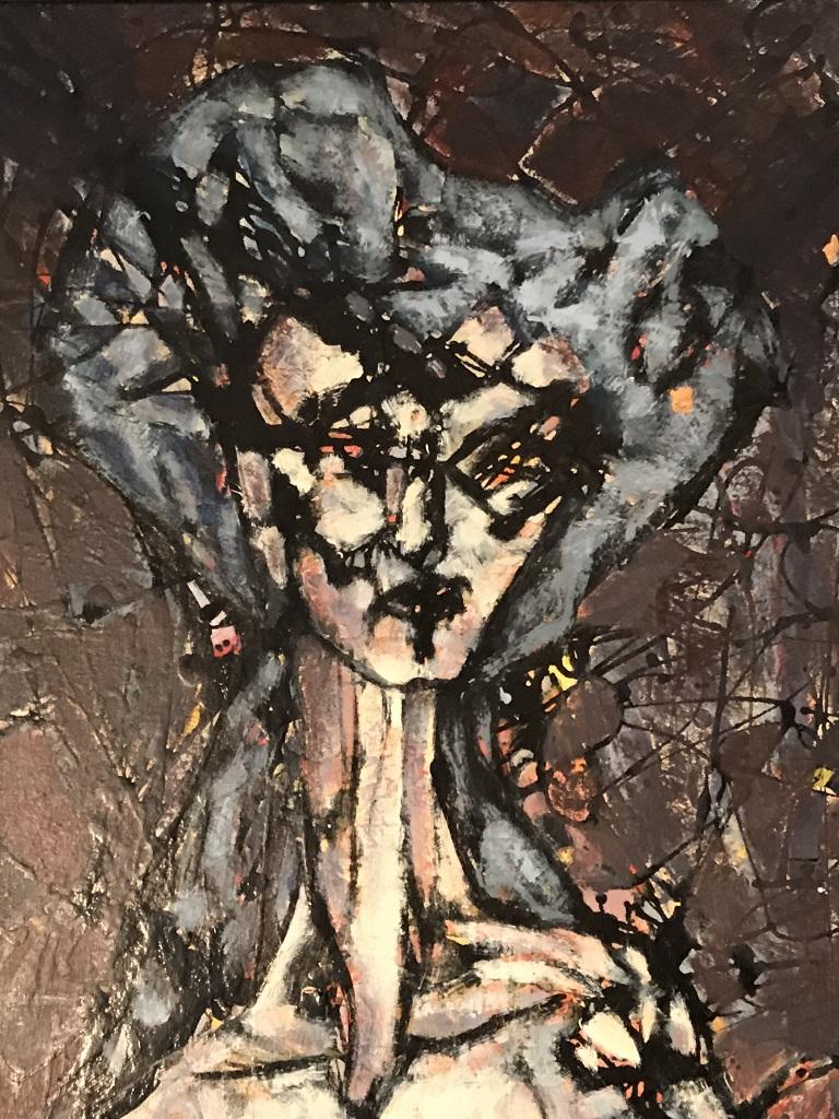 Female Portrait Detail