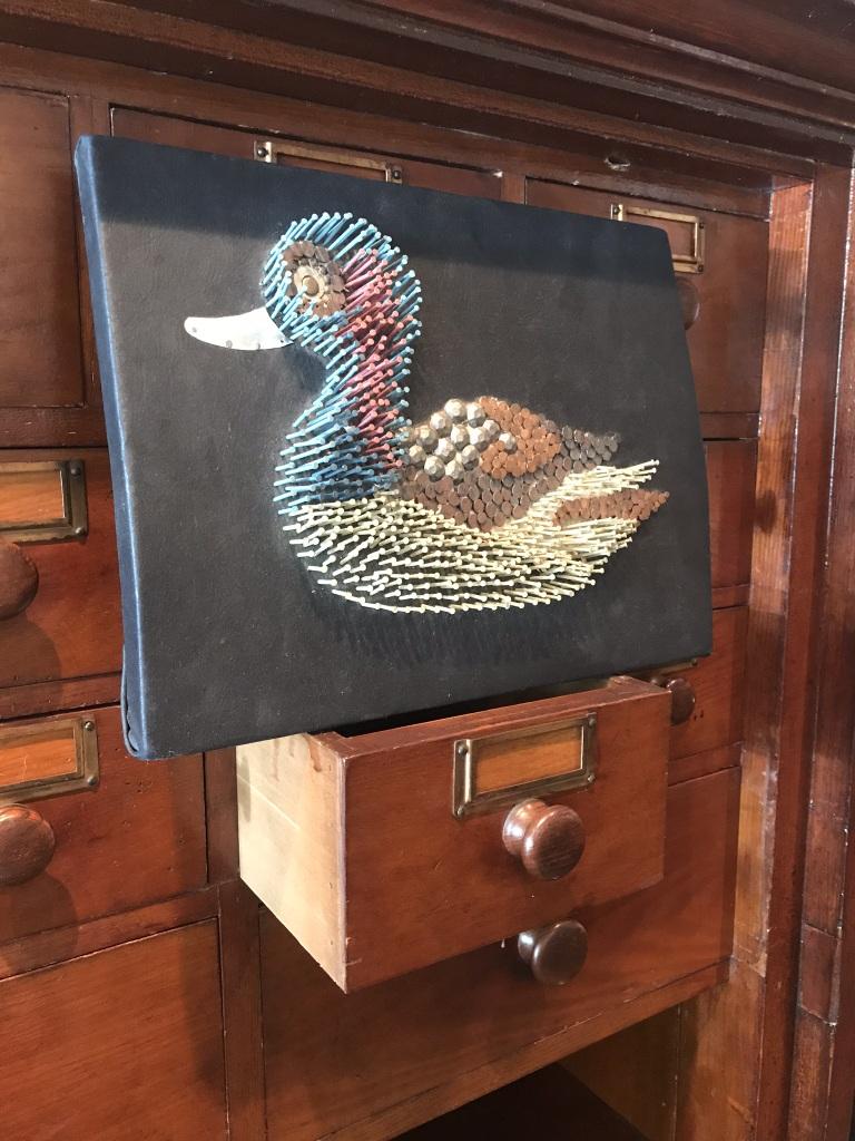 Nail Art Duck