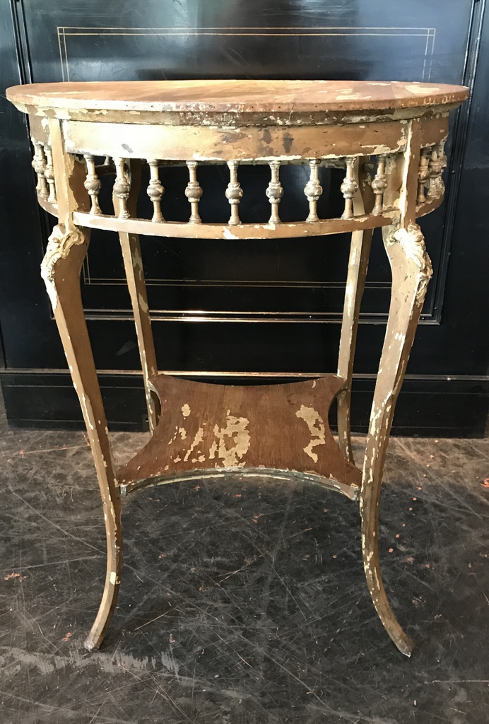 Ornate Victorian Table