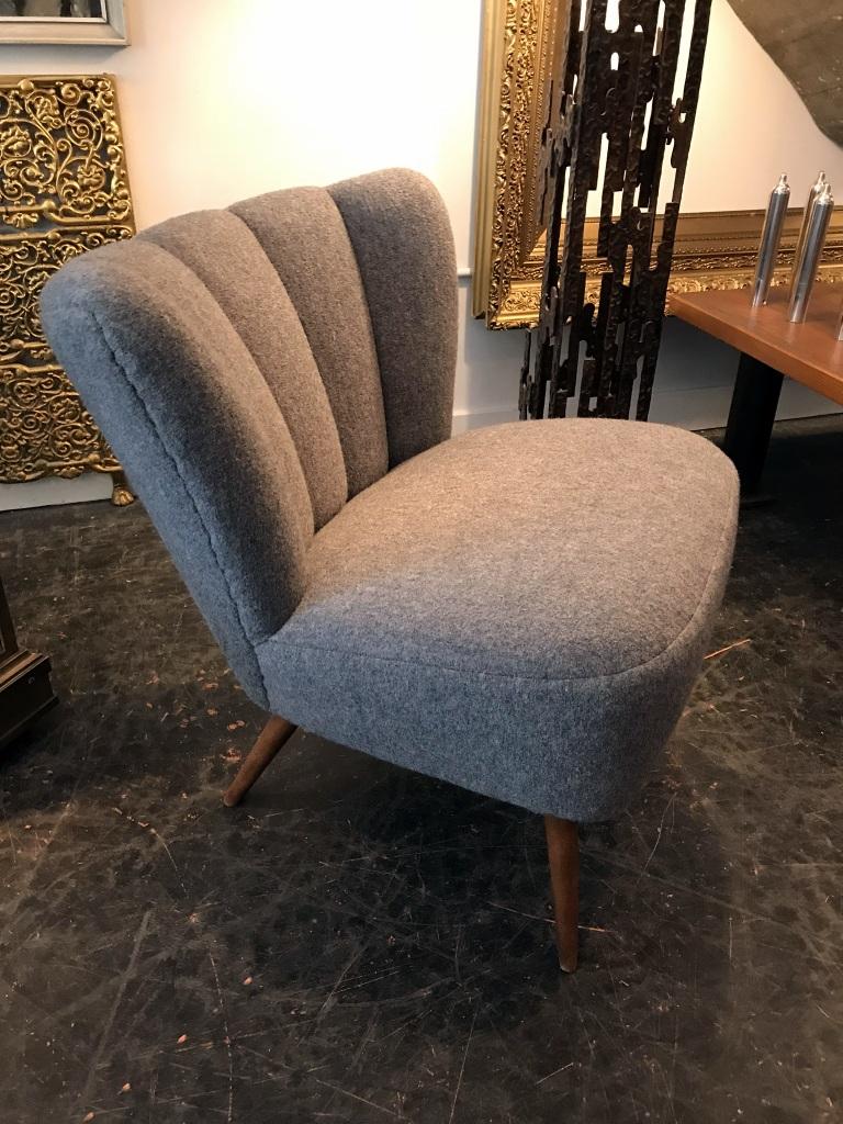German Club Chair