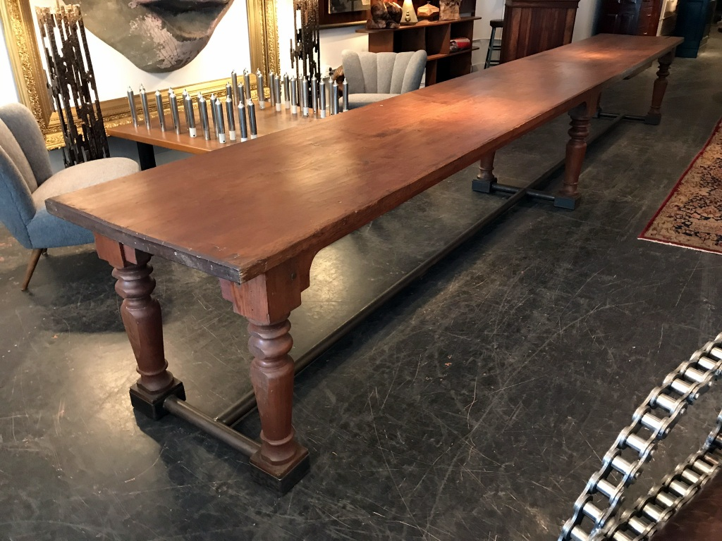 19 ft. Dining Table