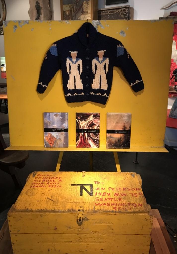 Child's Sailor Sweater