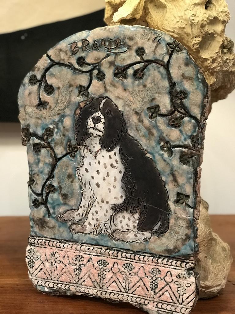 Ceramic Pet Memorial