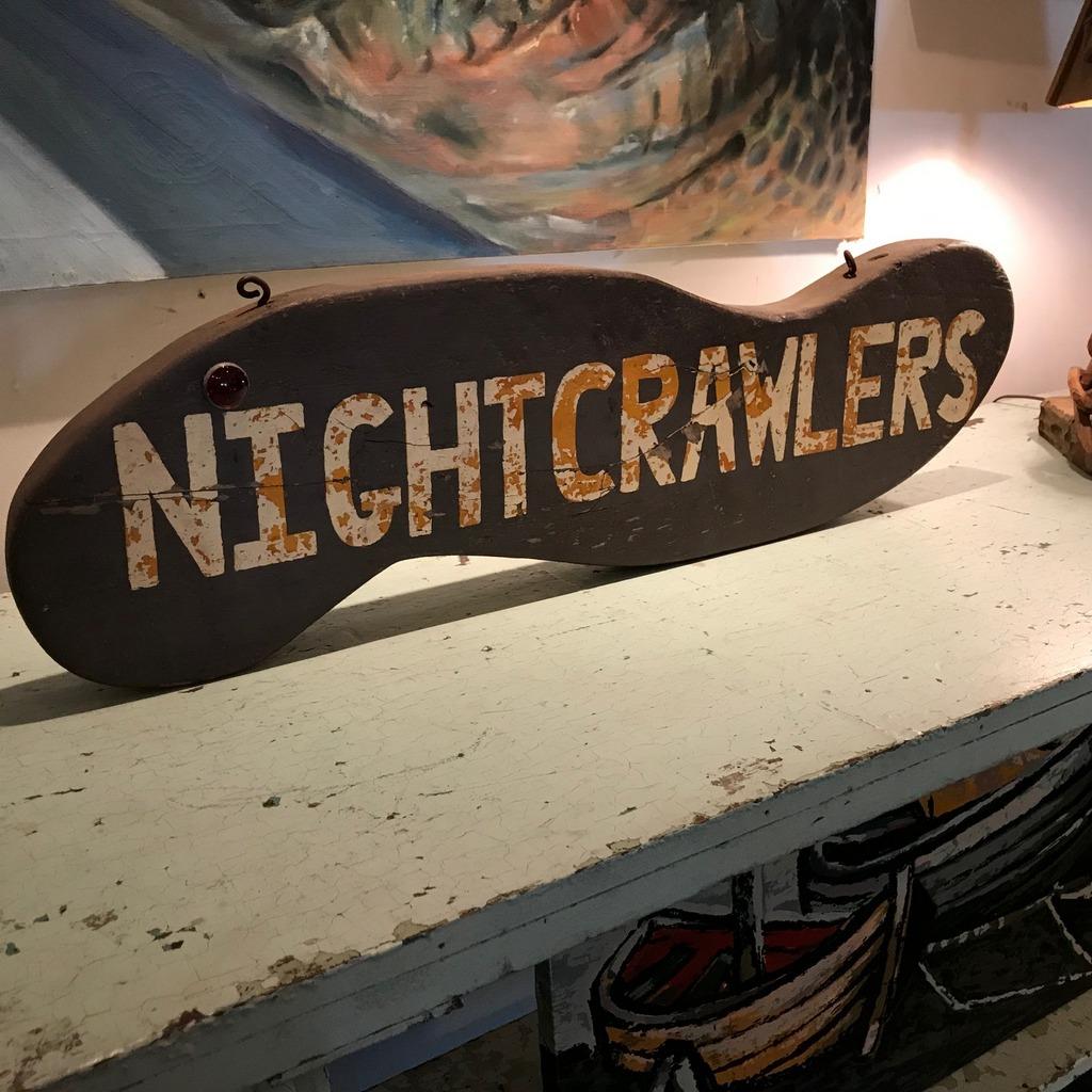 Nightcrawlers Sign