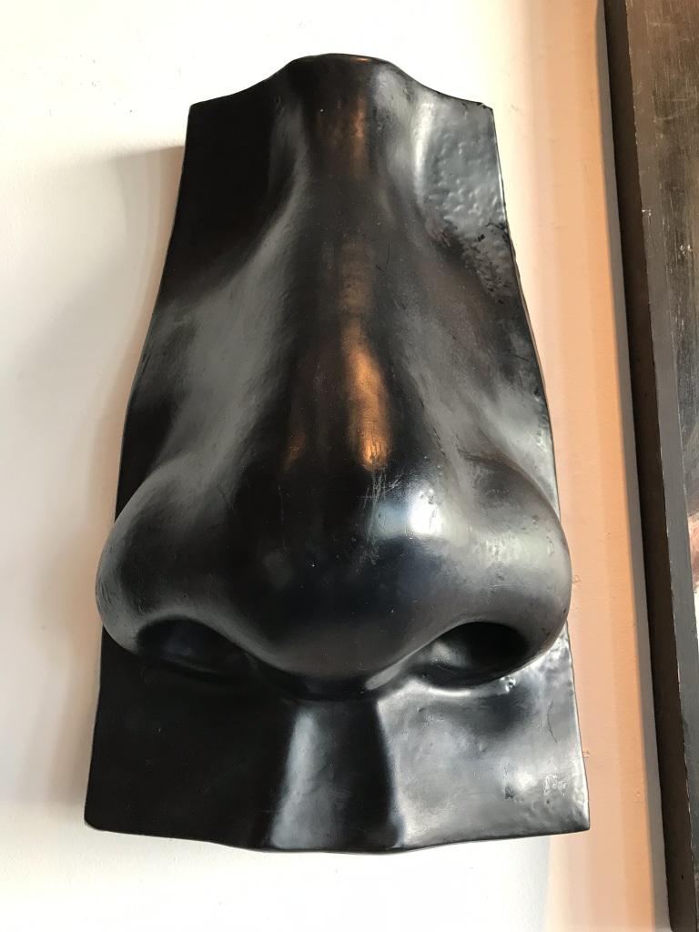 Nose Sculpture