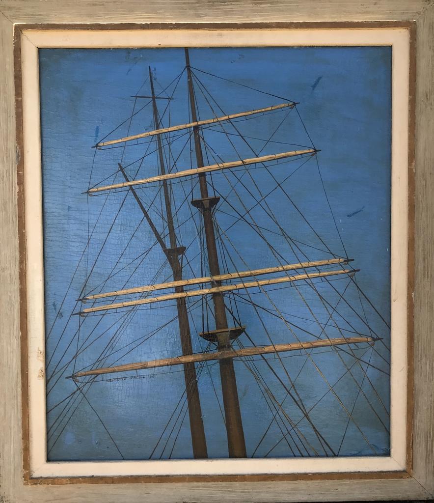 Ship Mast Painting