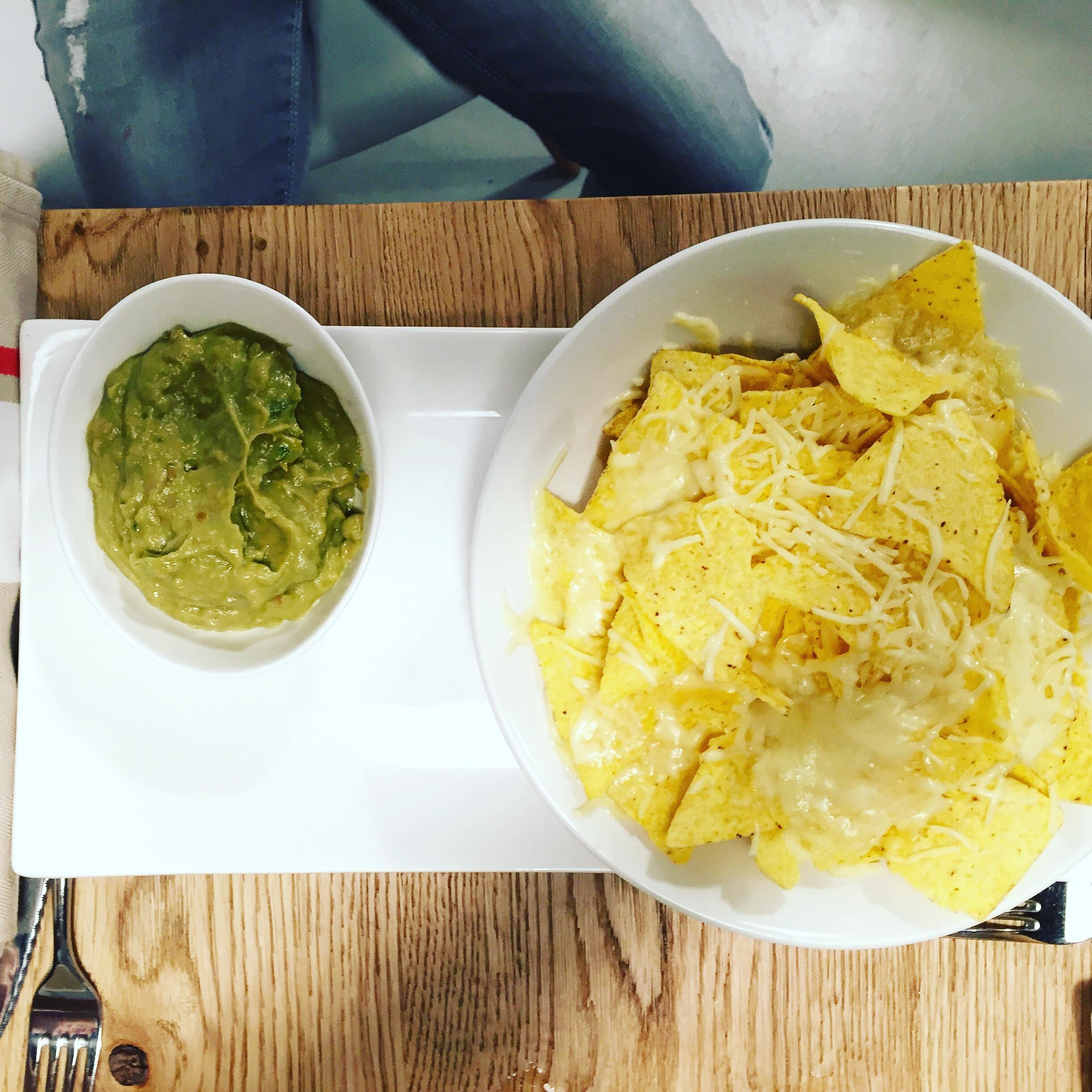 nachos drinka san sebasti�n restaurant