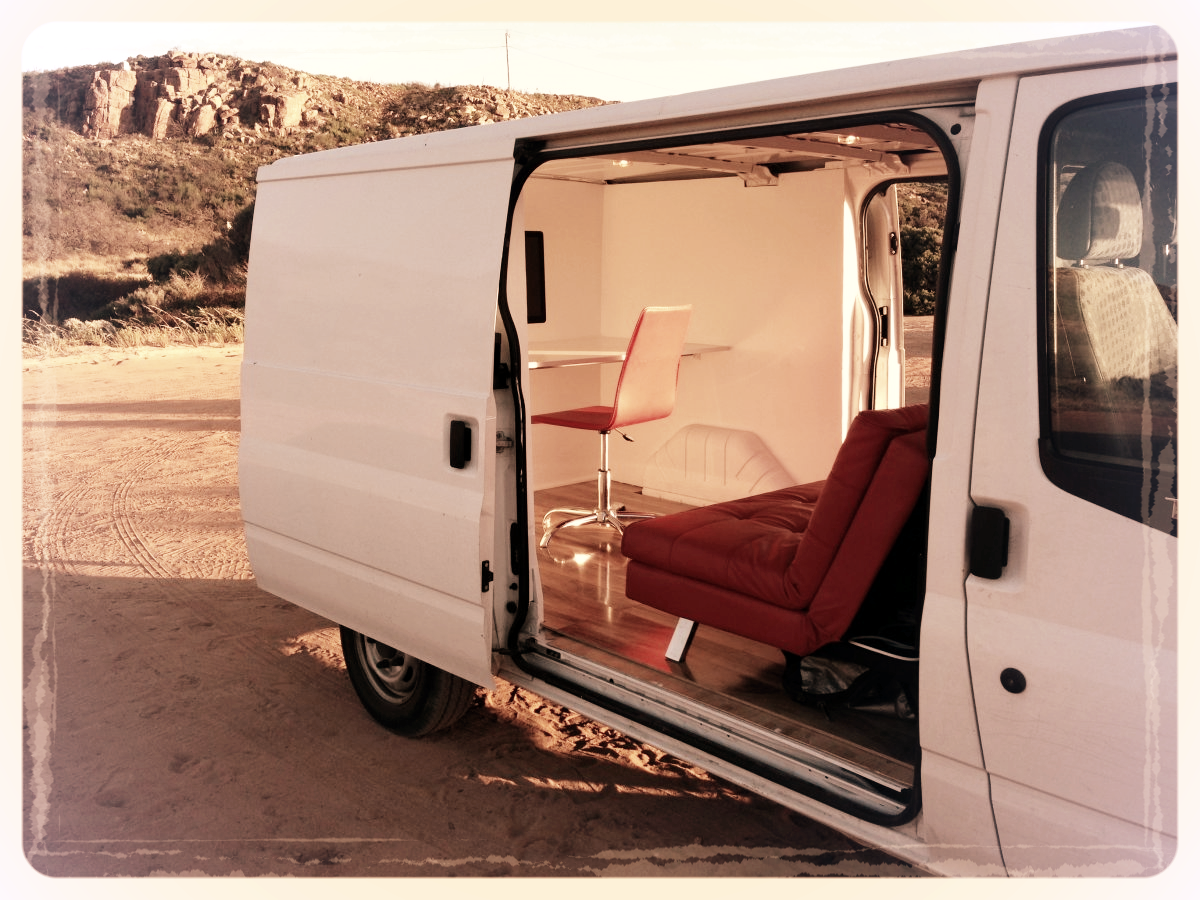 Van office anyone?