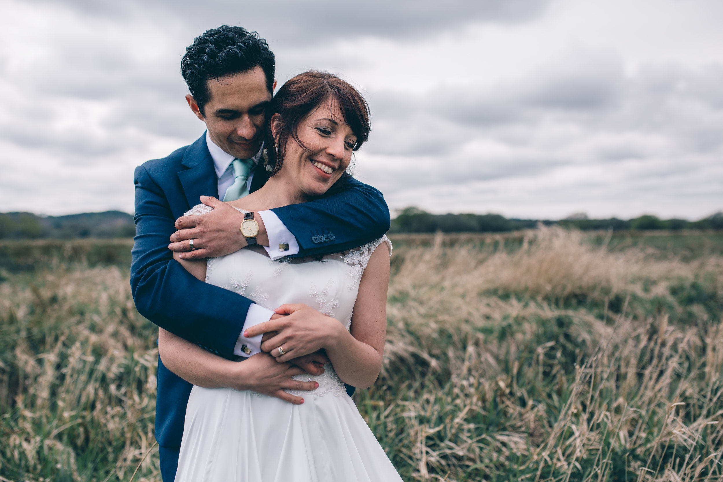 """Naomi did a totally fantastic job of capturing our wedding at Sopley Mill. She has a real talent for catching those special moments which help you relive the day when looking back through the prints. Incredibly organised but super cool and relaxed, a perfect balance for wedding photographer. We can't recommend her highly enough!""  Hannily + John - May 2016"