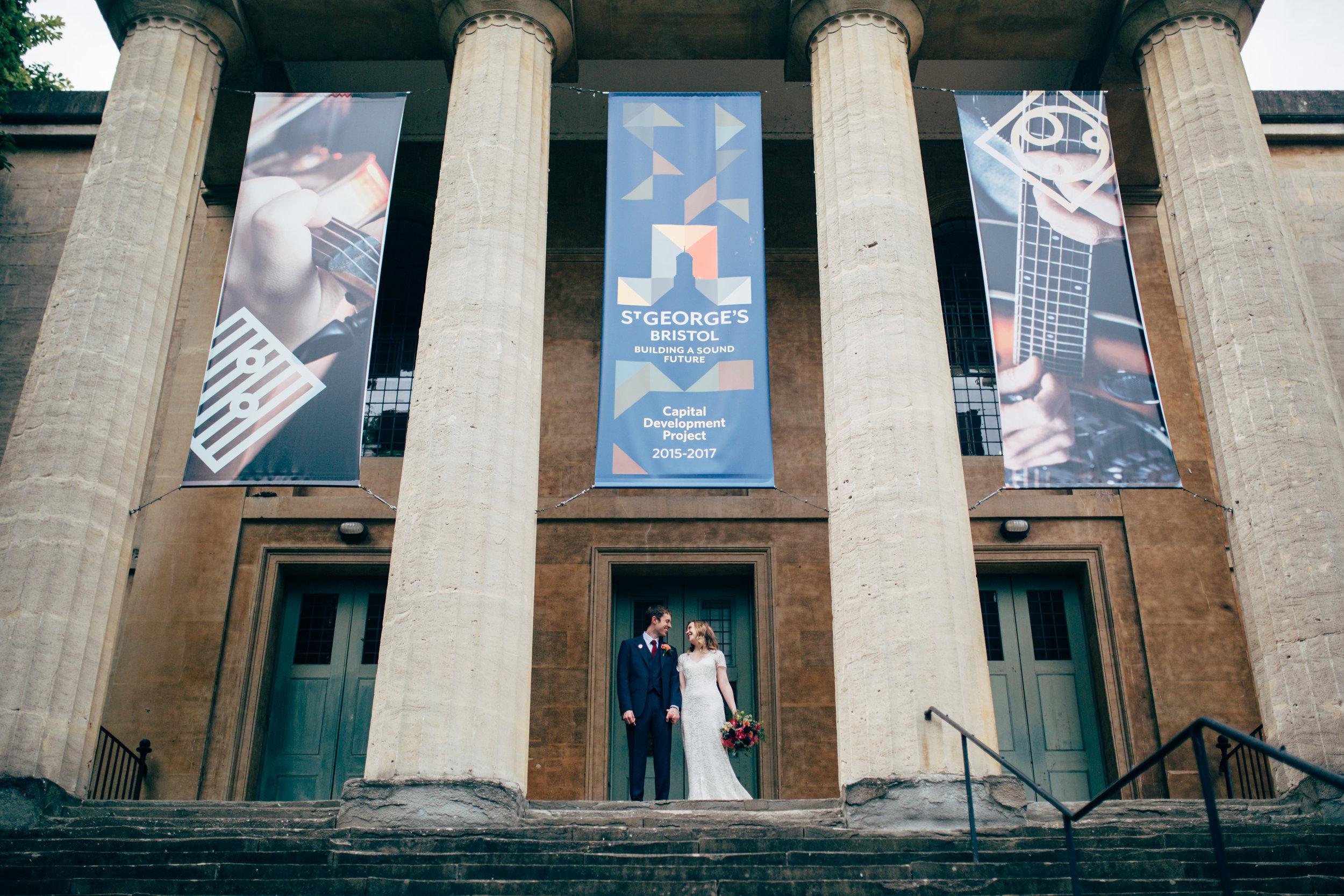 Jen + Chris St George's Bristol Wedding Naomijanephotography high-290.jpg