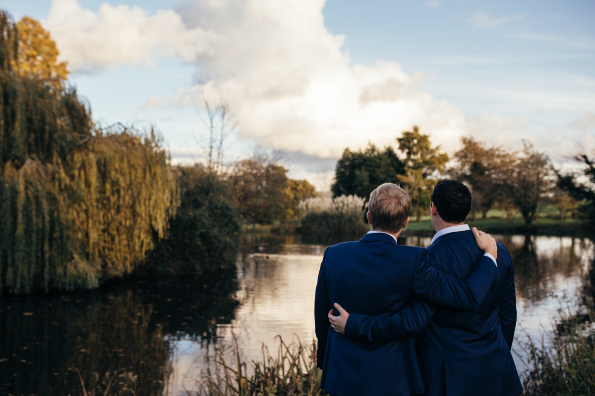 """Fantastic. Could not recommend more.  Naomi was fantastic throughout our entire day and the photos look amazing. Naomi was super friendly, professional and a joy to have around for the day - it felt like having a new friend at our wedding who just so happened to take hundreds of brilliant pictures.""  Dominic + Jon - November 2017"