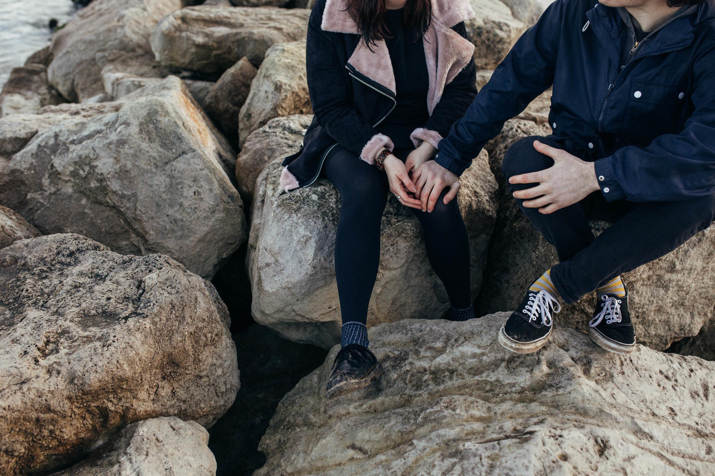 Lizzy + Jack Hengistbury Head Pre-Wedding NaomiJanePhotography-87.jpg