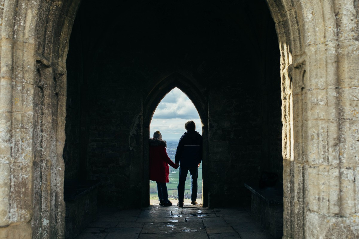 Simon + Wendy Glastonbury Tor Pre-Wedding NaomiJanePhotography-42.jpg