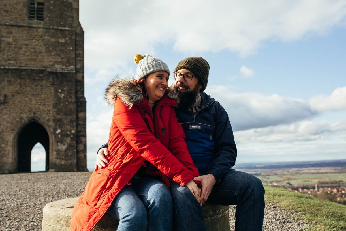 Simon + Wendy Glastonbury Tor Pre-Wedding NaomiJanePhotography-55.jpg
