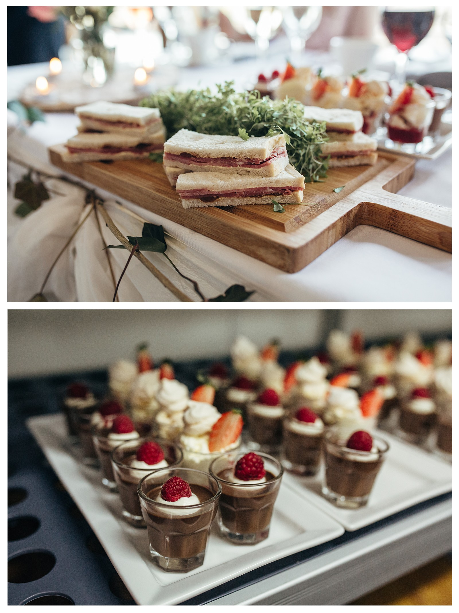 Quantock Lakes Catering Winter Wedding - 1.jpg