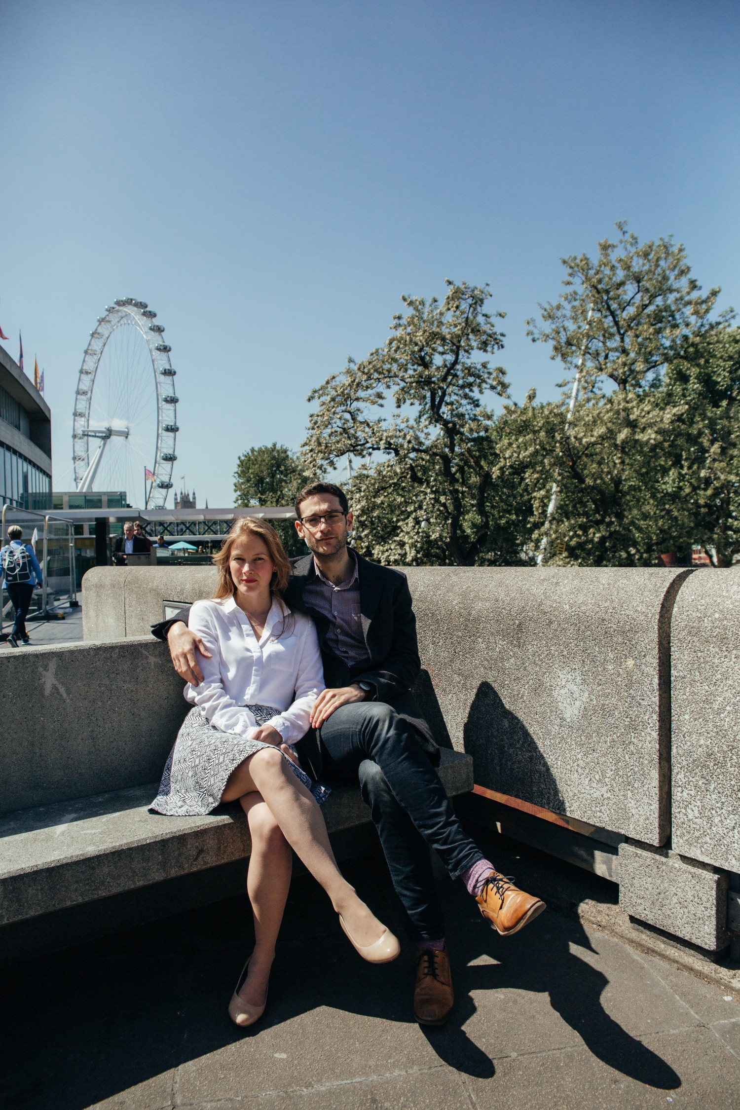 Eleanor + Gordon Pre-Wedding Shoot London Southbank NaomiJanePhotography-6.jpg