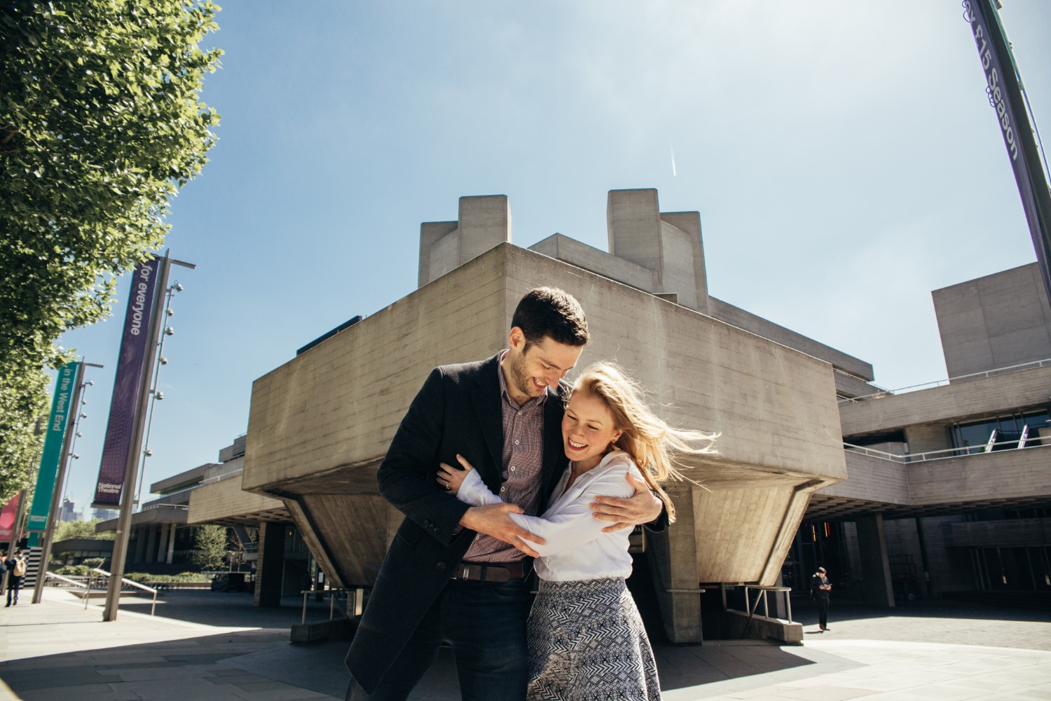 Eleanor + Gordon Pre-Wedding Shoot London Southbank NaomiJanePhotography-25.jpg