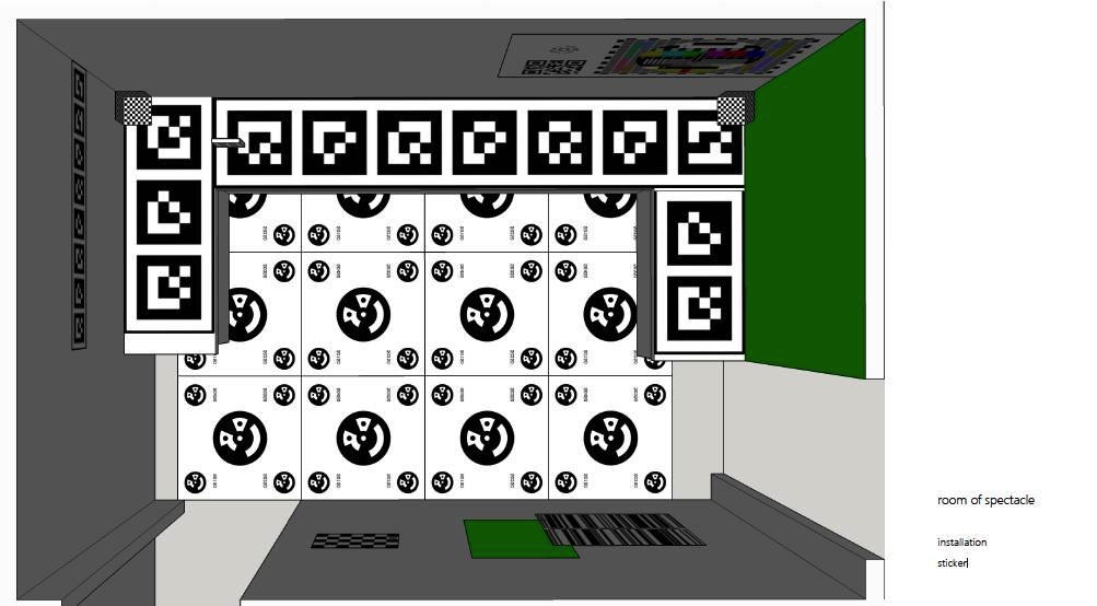 Room of spectacle 景观房间 (斗鱼直播/webcast)