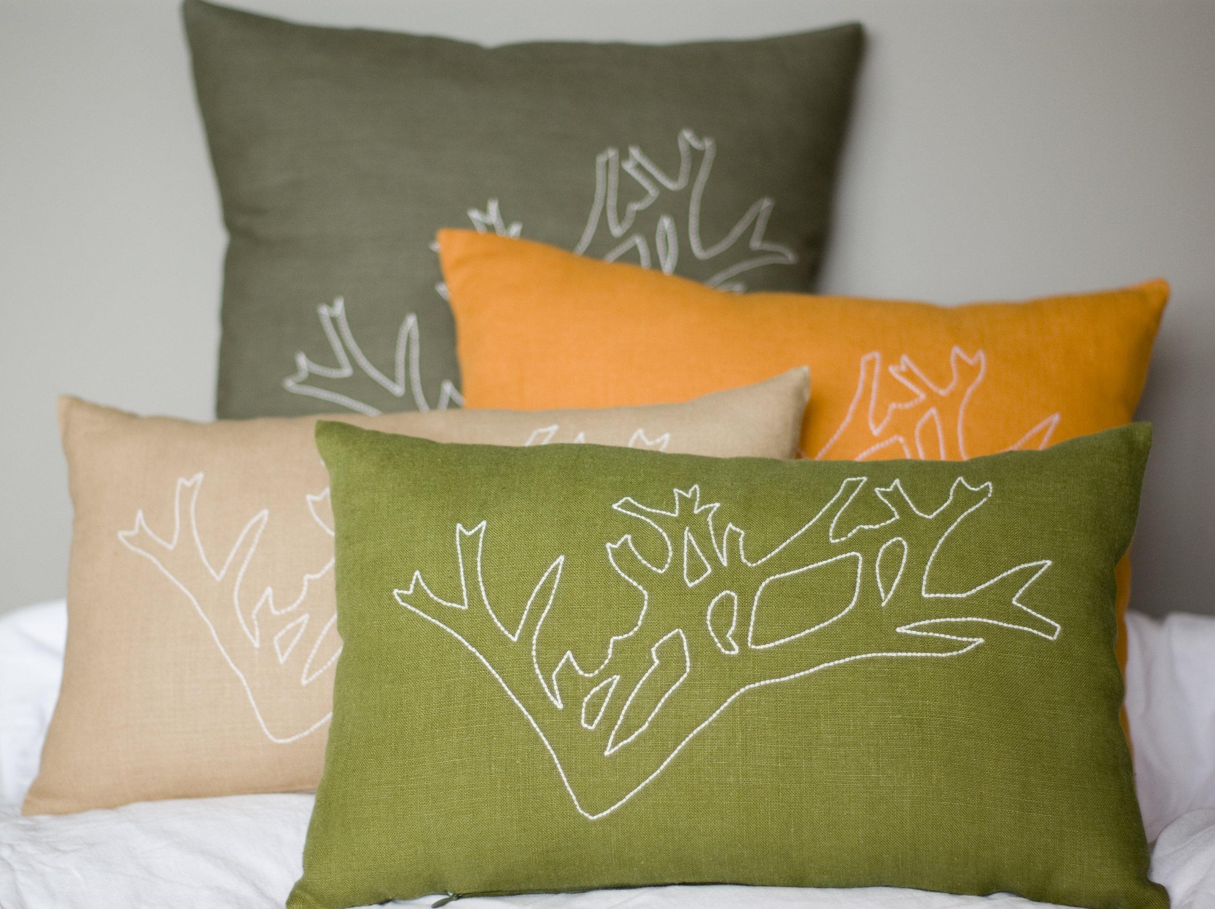 Púðar • Pillows