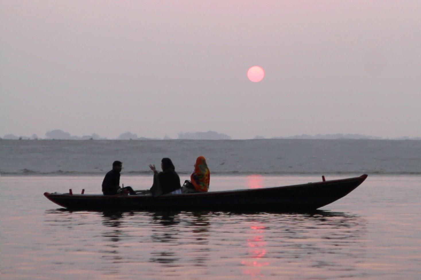 15 November, 2012 - Ganga, Varanasi