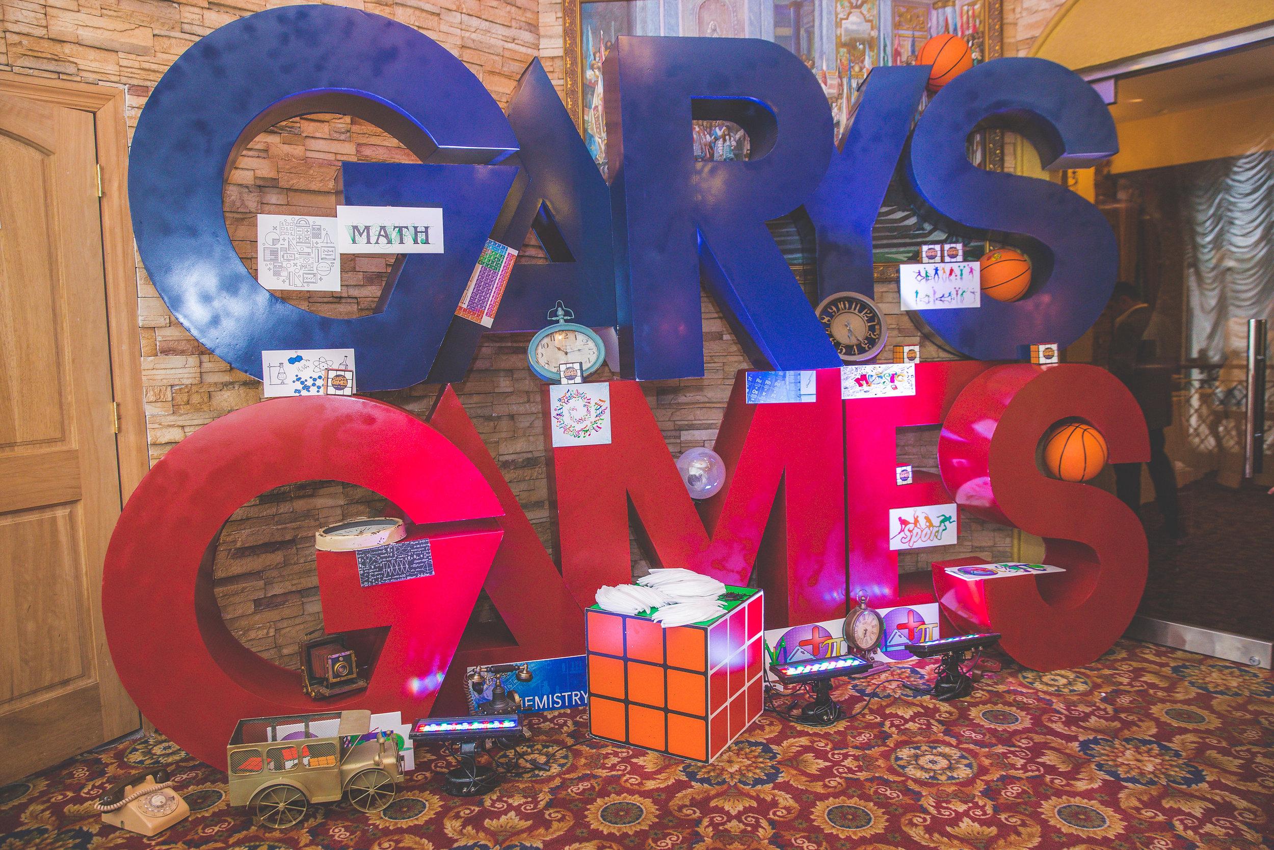 Garys Bar Mitzvah