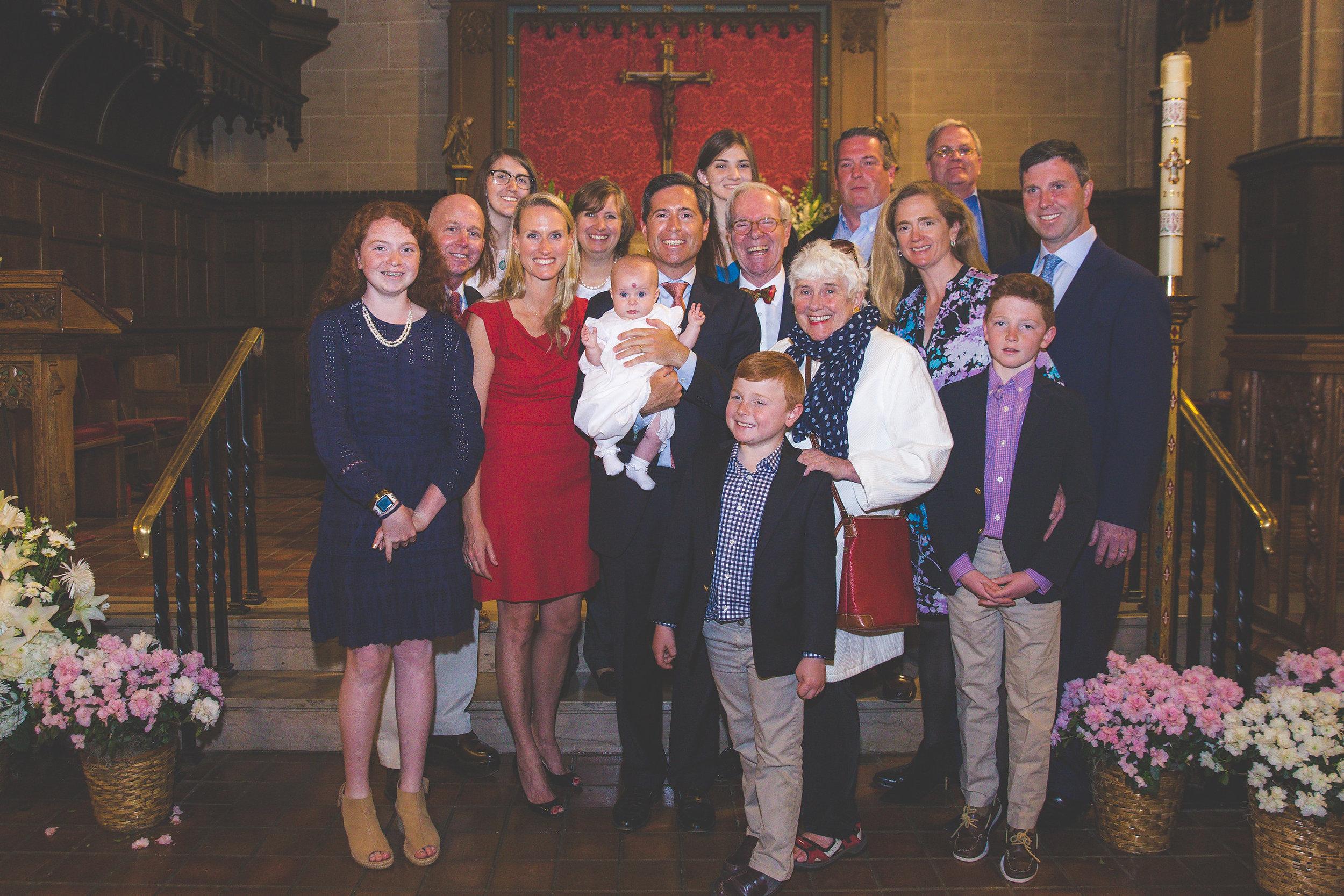 Elizabeths Baptism