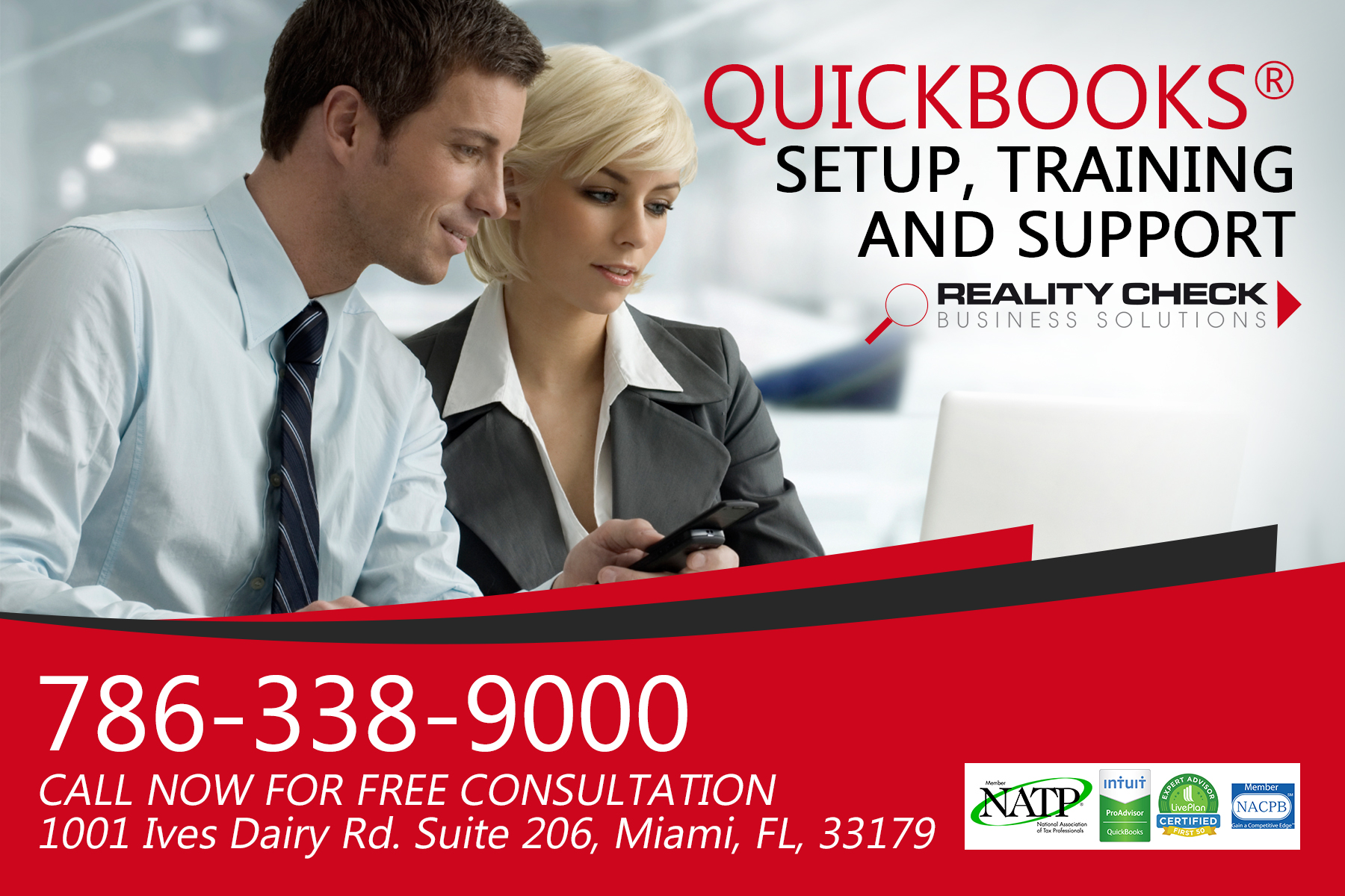 QuickBooks Miami Beach Accountant