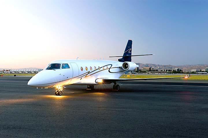 Gulfstream G200 / G250 / Galaxy