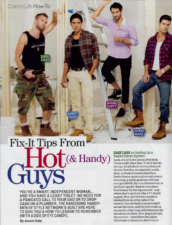 Cosmopolitan - Feb 2013