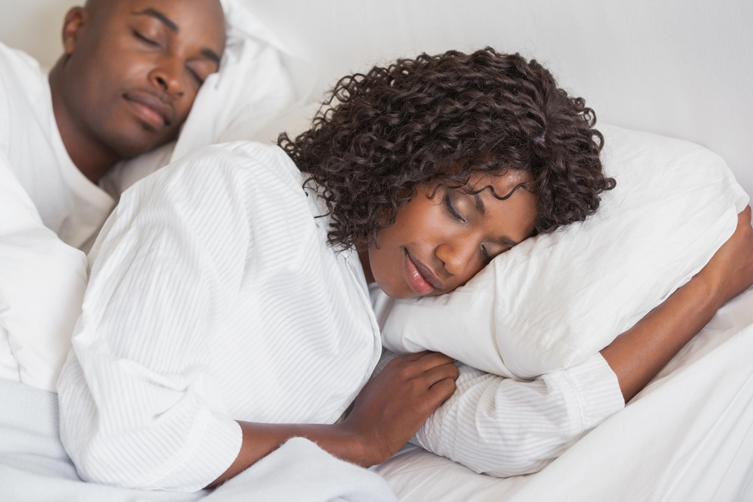 January 16, 2018 - Couple Sleeping.jpg