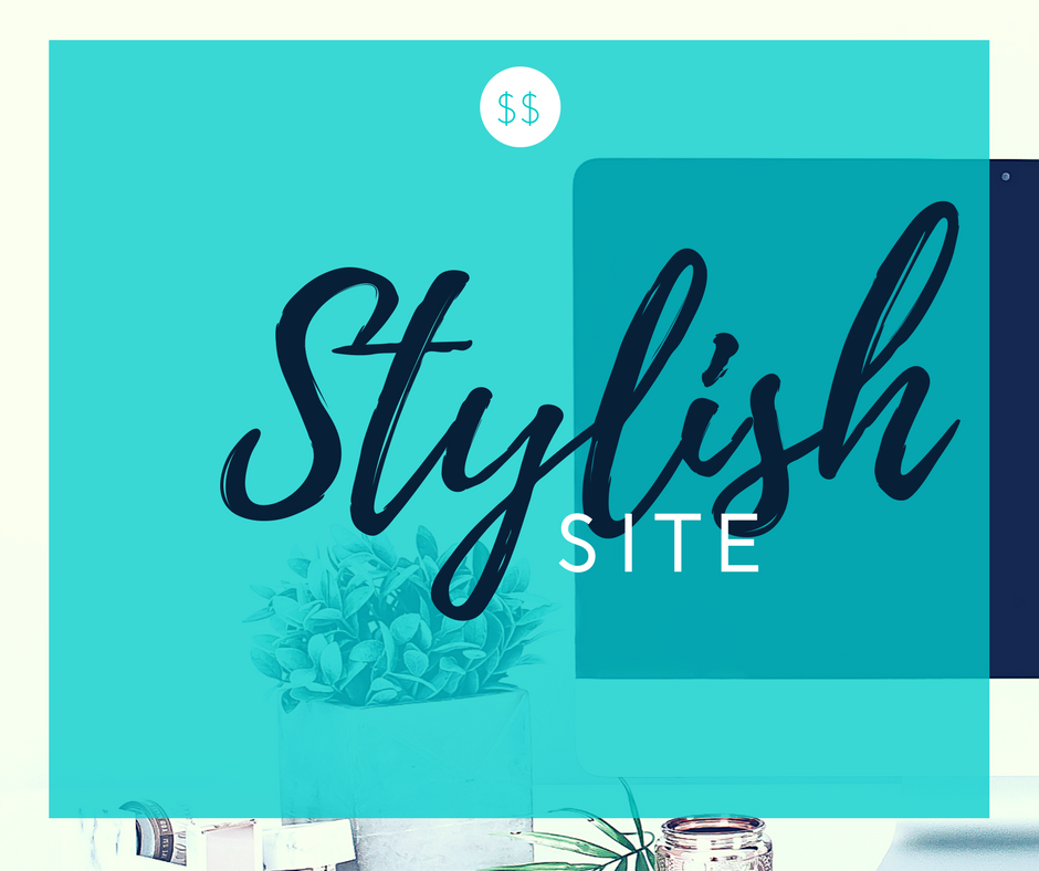 Got site shame? - Best if your current site and logo needs some love and/or you need a new/updated brand•Simple plus:•Logo design & brand guideStarts at $2500