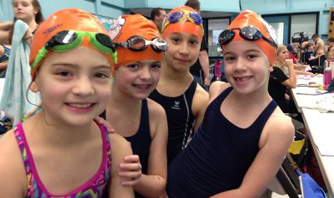 Swimming — Tri-City Court Club