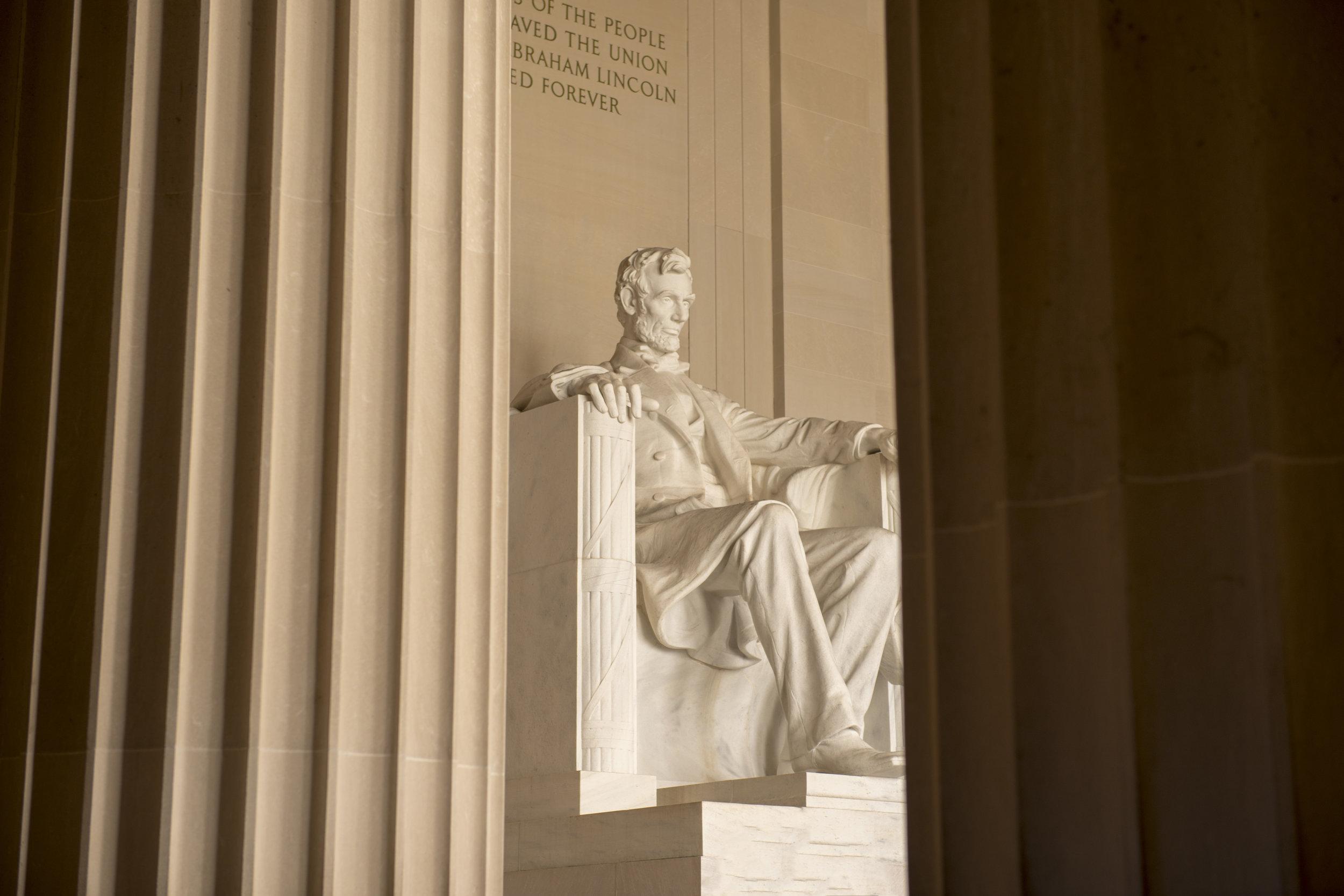 Lincoln Memorial, 2018