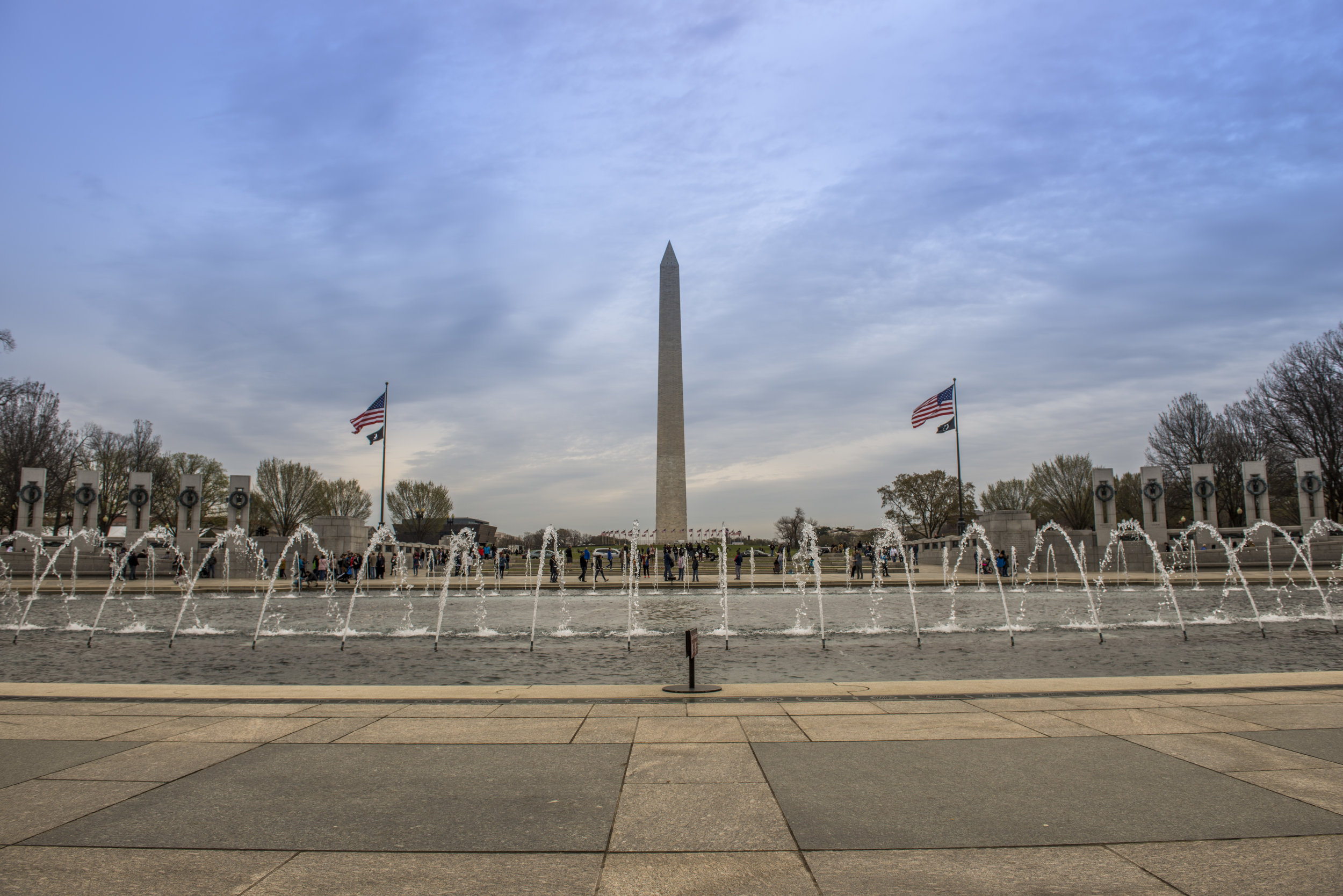 Washington Monument, 2018