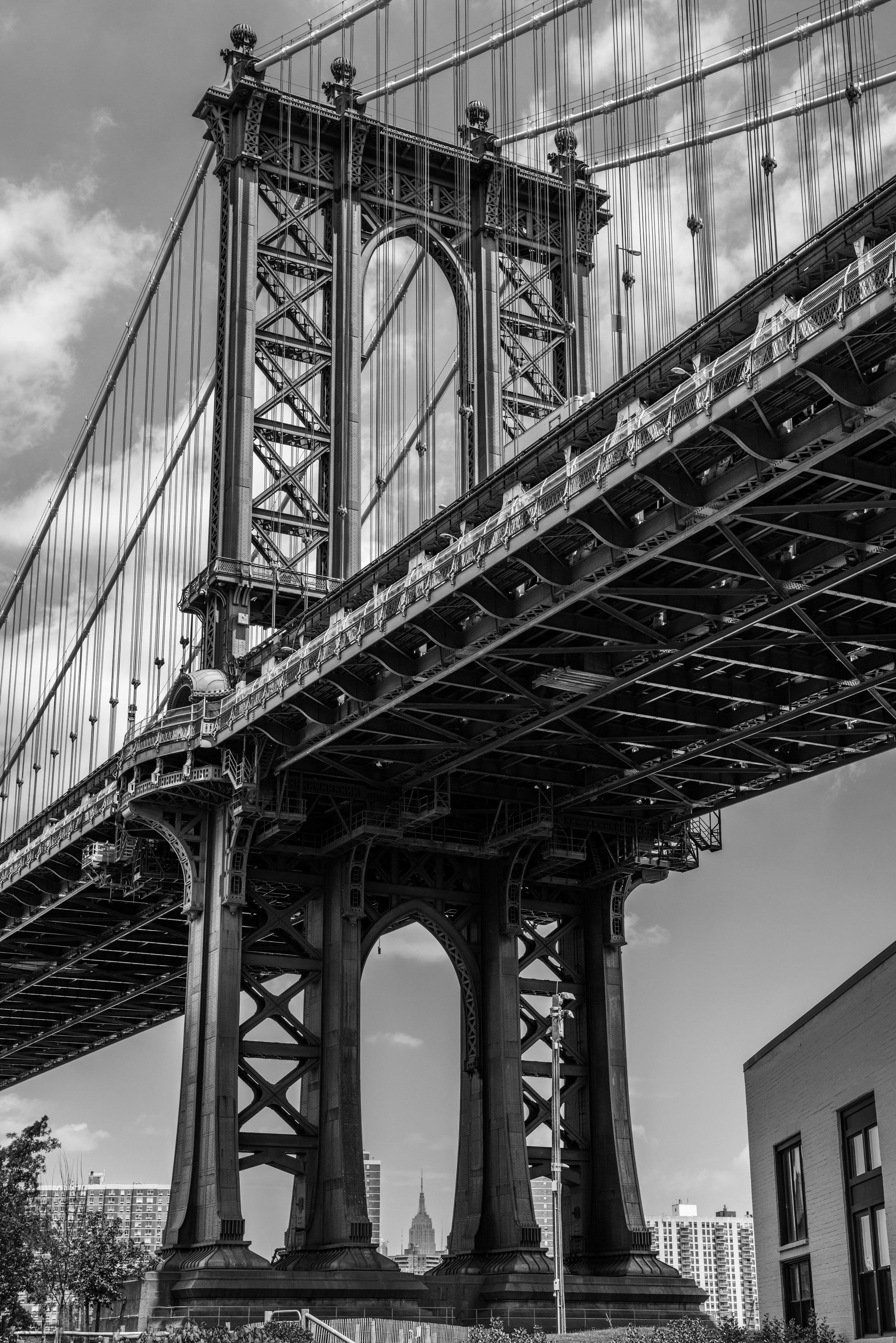 Manhattan Bridge, 2016