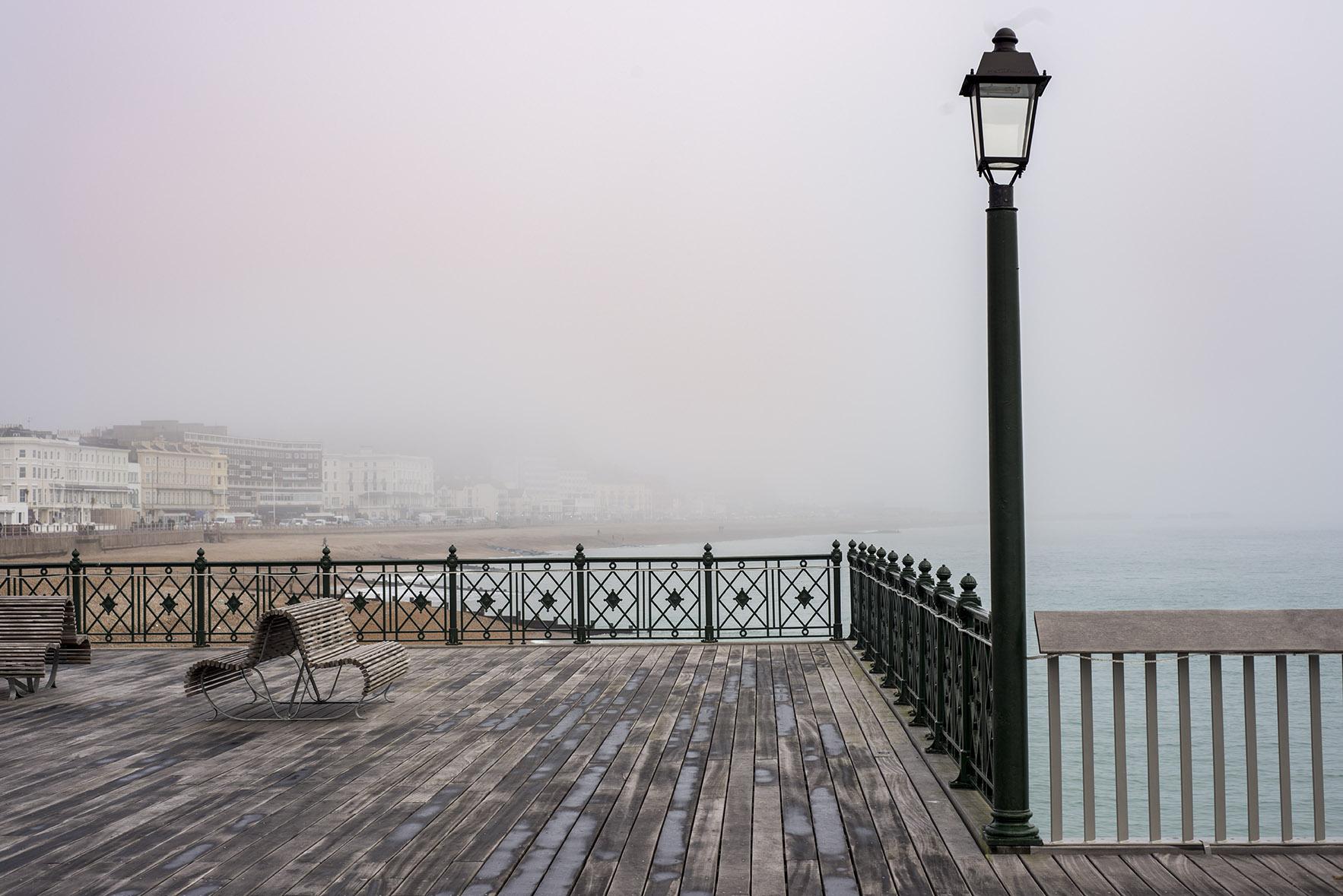 Low Fog, 2016