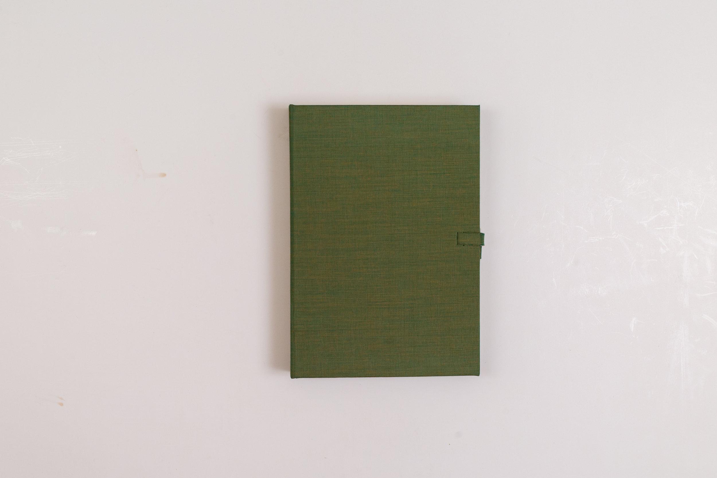 Japanese Handmade book