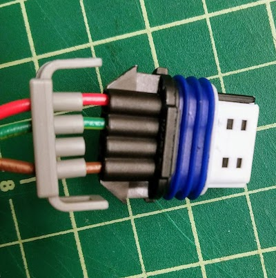 Start by removing the wire guard