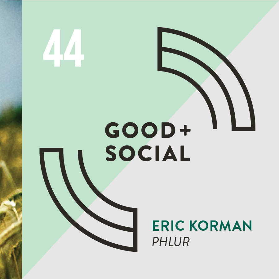 Conscious Consumerism in the Fragrance Industry with Eric Korman of PHLUR