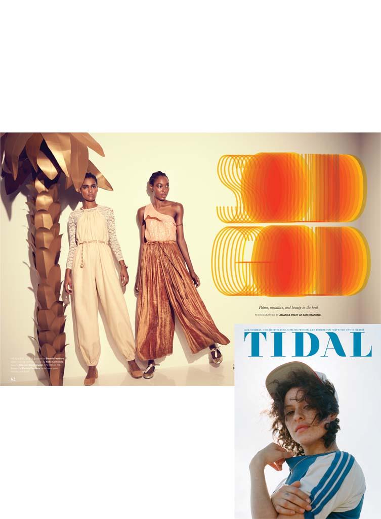 Tidal Magazine