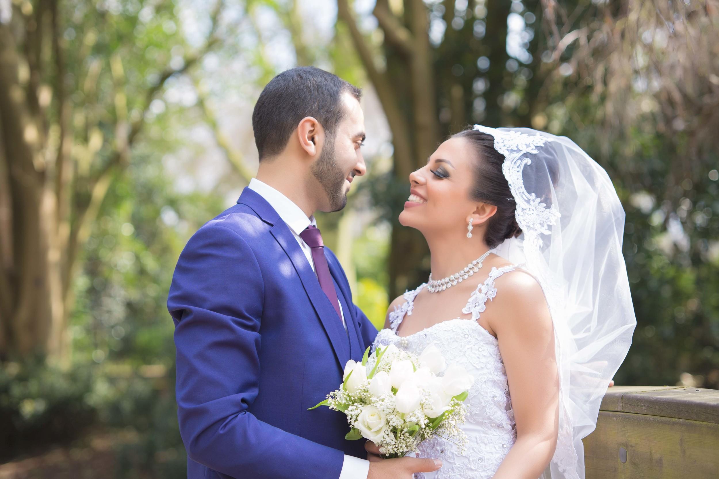 Nasha & Ali - London Wedding Photography