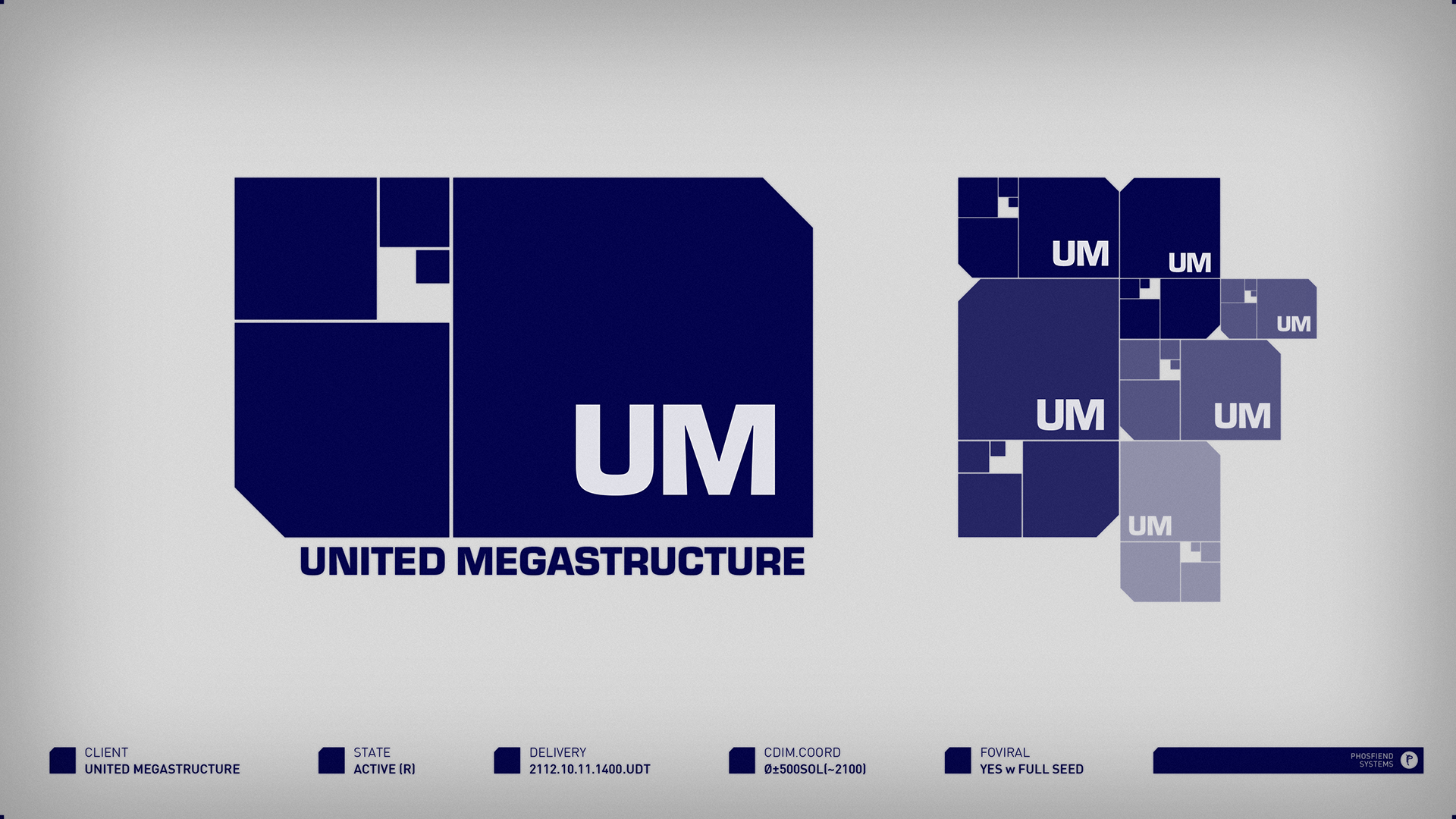 United Megastructure | circa 2112